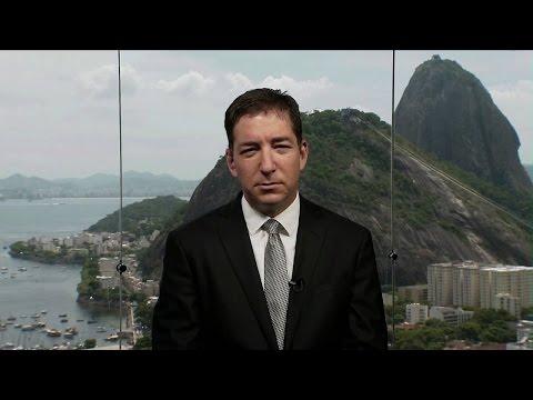 Glenn Greenwald Democracy Now