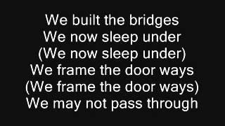 Rise Against: Bridges (Lyrics)