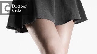 How to get rid of small vesicular bumps on inner thigh region? - Dr. Aruna Prasad