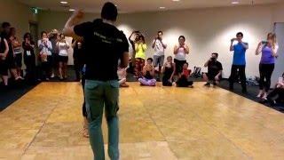 DANIEL SANTACRUZ - Hello Bachata - Juan & Shade