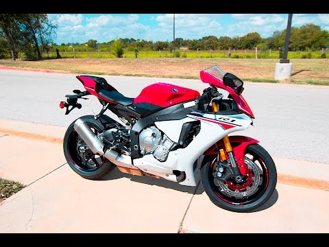 2015 Yamaha R1 Test Ride