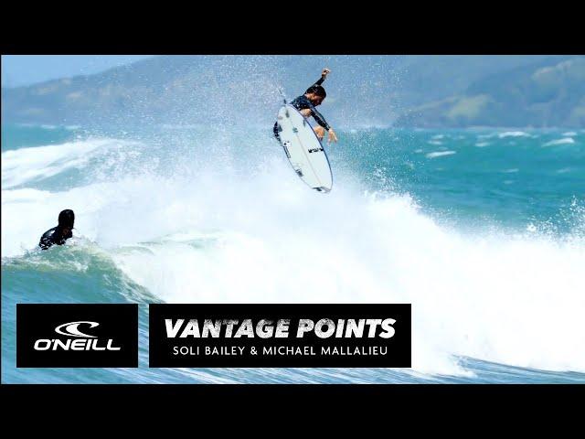 Vantage Points: Soli Bailey & Mikey Mallalieu