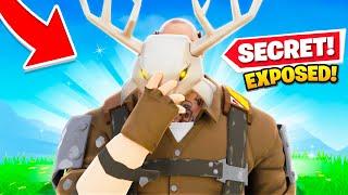 *EXPOSING* Fortnite's BIGGEST SECRET! (Who Are The MARAUDERS?)