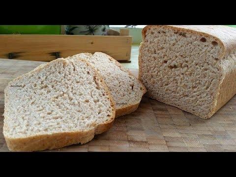 Pan de molde de espelta