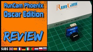 Runcam Phoenix Oscar Edition - FPV CAM Review