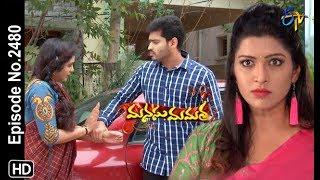 Manasu Mamata | 1st January 2019 | Full Episode No 2480 | ETV Telugu