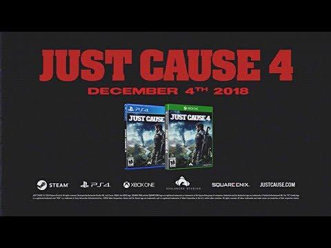 Action Movie Trailer Remix – 1980s de Just Cause 4