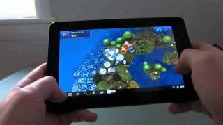 Amazon Kindle Fire performance with CyanogenMod 7