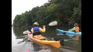 Kayaking for Women - Finesse over Power