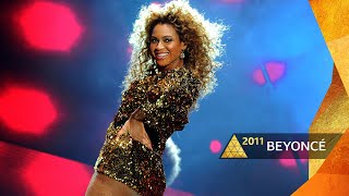 Beyoncé - Crazy In Love  Glastonbury 2011