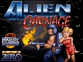 Video review of Alien Carnage courtesy ADG