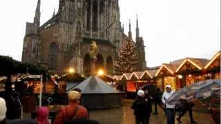 preview picture of video 'Weihnachtsmarkt in Ulm am 28.11.2012'