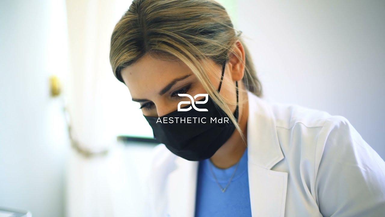 Video Thumbnail Of Rachael Ostrea performing chemical peel
