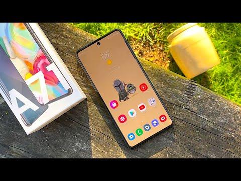External Review Video JCfAAmW_Mvk for Samsung Galaxy A71 5G Smartphone