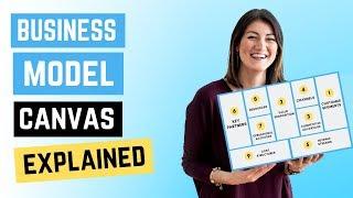 Business Model Canvas Explained (STARTUP & Entrepreneurship Tips)