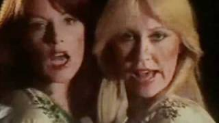 ABBA - I Saw It In The Mirror (oops)