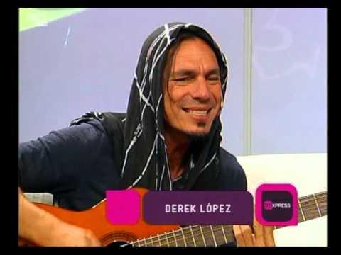 Derek López video Entrevista + Acústico - CM 2015