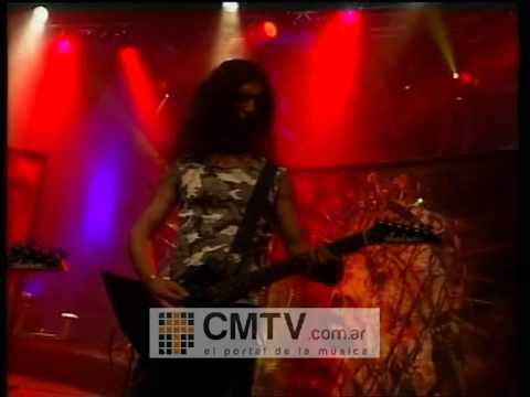 Horcas video El agite - CM Vivo 2006