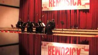 Astor Piazzolla - Escualo   Croatian Accordion Quintet   Remusica 2010