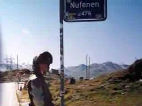 LR Zwitserland motorbike europe Susten Jungfraujoch Eiger Grimsel Furka Gothard Nufenen Splugen