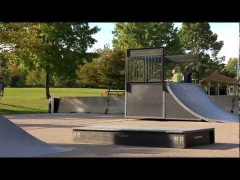 North Royalton Skatepark 2012