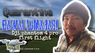 Quarantine be like || Dji phantom 4 pro first flight || Dairy farming Australia || see of fogs