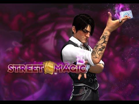 Street Magic från Play'n GO