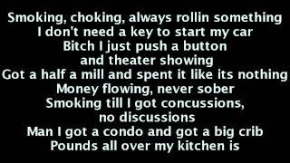 Chris Brown - Till I Die (Lyrics) Ft. Big Sean & Wiz Khalifa
