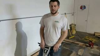 #3 Buffer: How to control the flooring buffer easily