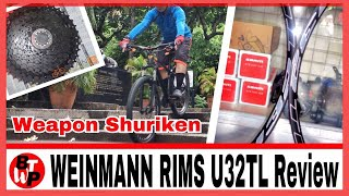 The truth about Weinmann rims and Weapon Shuriken cogs | Bike Tech