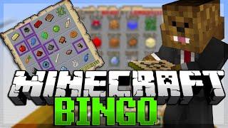 Minecraft 1.8 (Snapshot) Bingo Scavenger Hunt #2