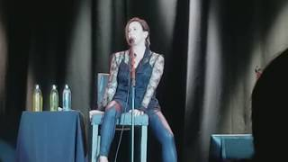 "Alanis Morissette live ""Incomplete"" Newkirk, OK 3-17-2018"