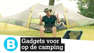Kampeergadgets: is dit handig op de camping?