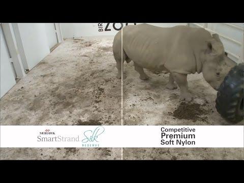SmartStrand Silk Reserve vs. a Rhino