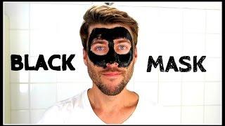 BLACKHEAD MASK | Maske gegen Mitesser | Demonstration