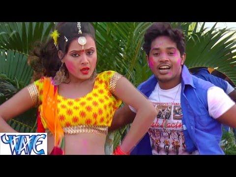वॉटर प्रूफ लहंगा – Rang Hariyarka   Pushpa Rana   Bhojpuri Holi Song 2016