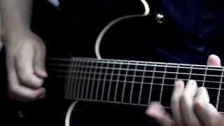 Evergrey - Lost Solo Cover by Matheus Affonso