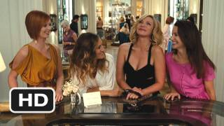 Sex and the City 2 #1 Movie CLIP - Here Come the Gays (2010) HD