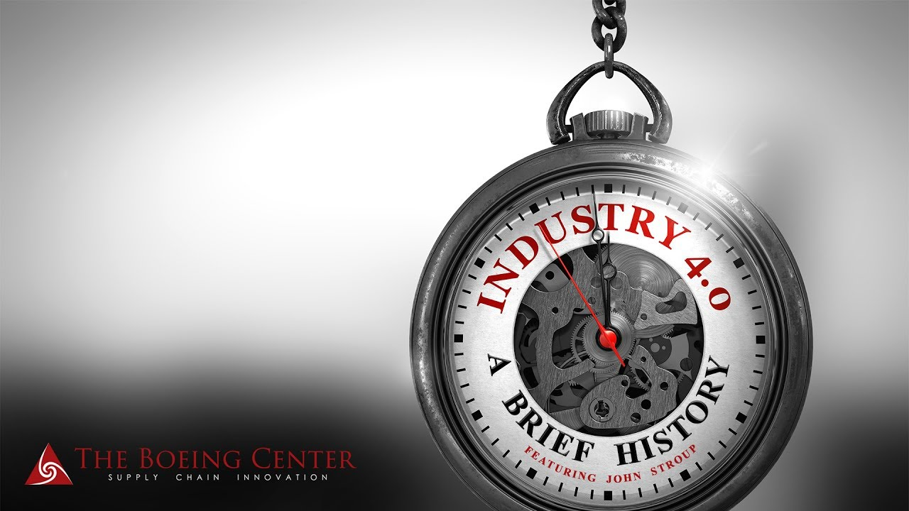 Industry 4.0 • A Brief History