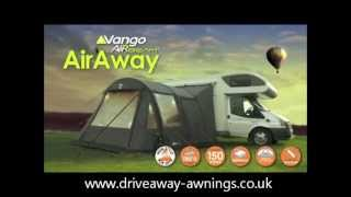 preview picture of video 'Vango AirAway driveaway Awning - www.driveaway-awnings.co.uk'
