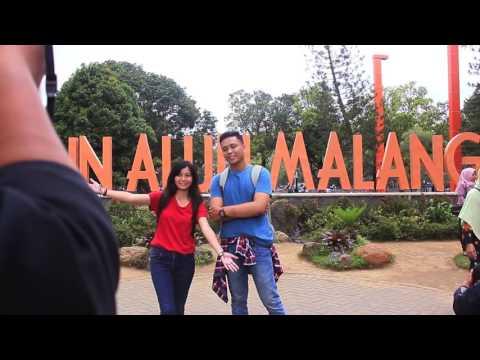 Video Jelajah Tempat Wisata Kota Malang - Jawa Timur