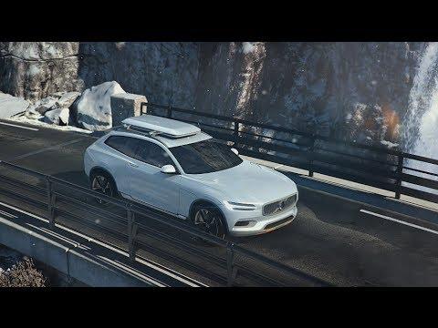 Les presentamos el Volvo Concept XC Coupé