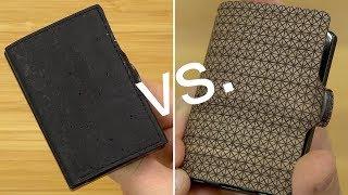 Showdown! Slimpuro ZNAP vs. ICLIP - Welches Slim Wallet ist besser // Deutsch