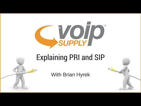 Explaining PRI and SIP | With Brian Hyrek