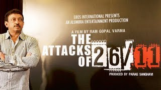 The Attacks Of 26/11 Movie - Trailer Launch