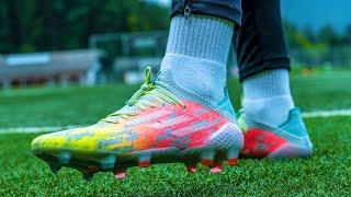 Lionel Messi Schuhtest - Adidas X Speedflow.1 Review