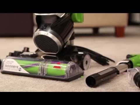 Pet Hair Eraser - 3 Ways to Use Tools - Model 1650