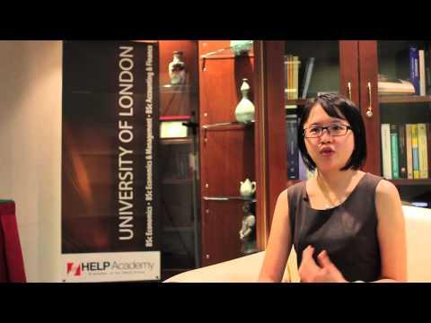 University of London (UOL) Alumni Experience About The Program - HELP University