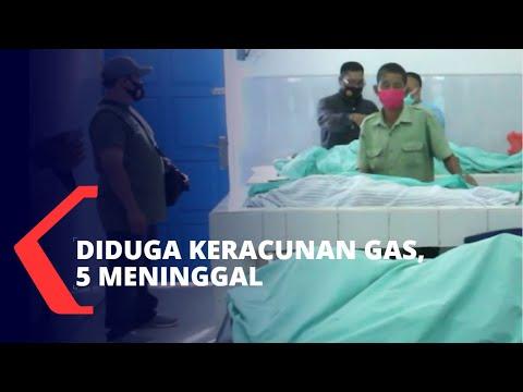 17 Orang Diduga Keracunan Gas di Mandailing Natal, 5 Meninggal Dunia