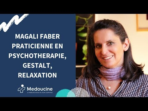 ✔️Magali FABER - Praticienne en PSYCHOTHERAPIE, GESTALT, RELAXATION A PARIS 17✔️